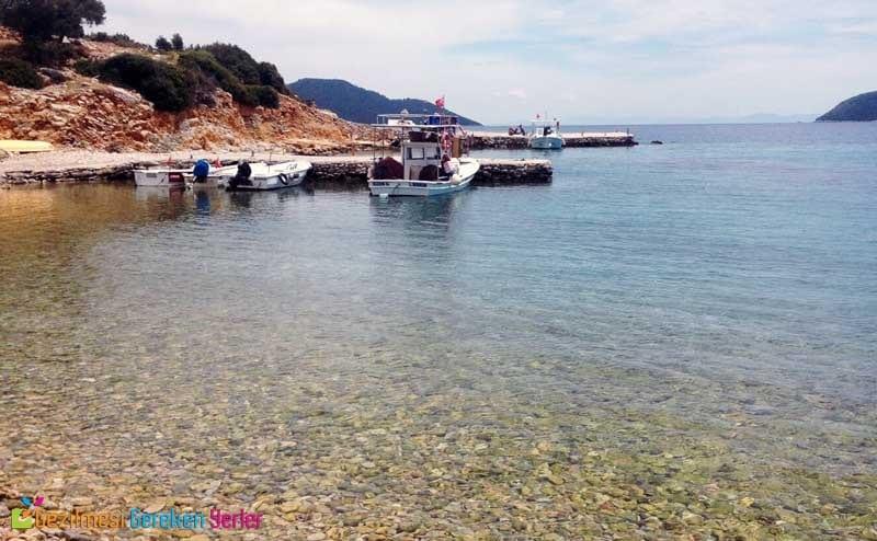 Kargıcak Koyunda Kamp ve Tekne Turu