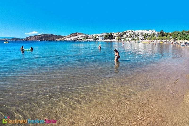 Yalıkavak Halk Plajı Giriş Ücreti