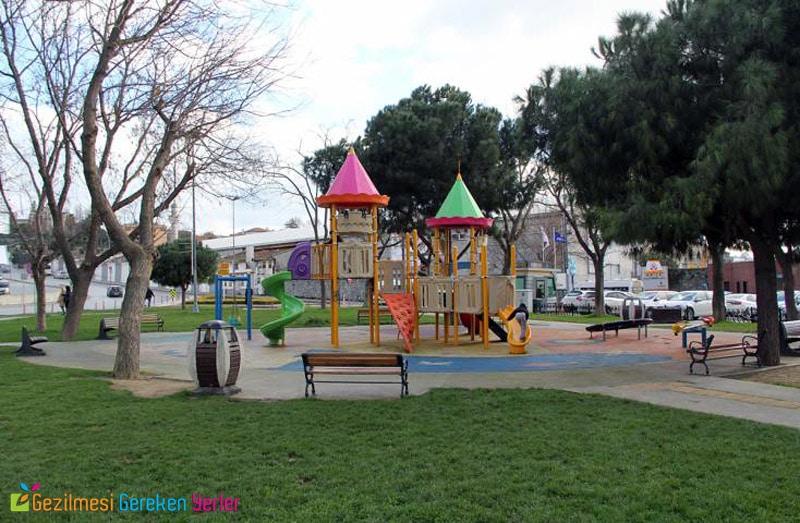 Cezayirli Hasan Paşa Parkı Genel Özellikleri