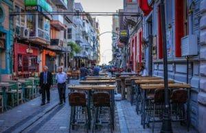 İzmir Gazi Kadınlar Sokağı