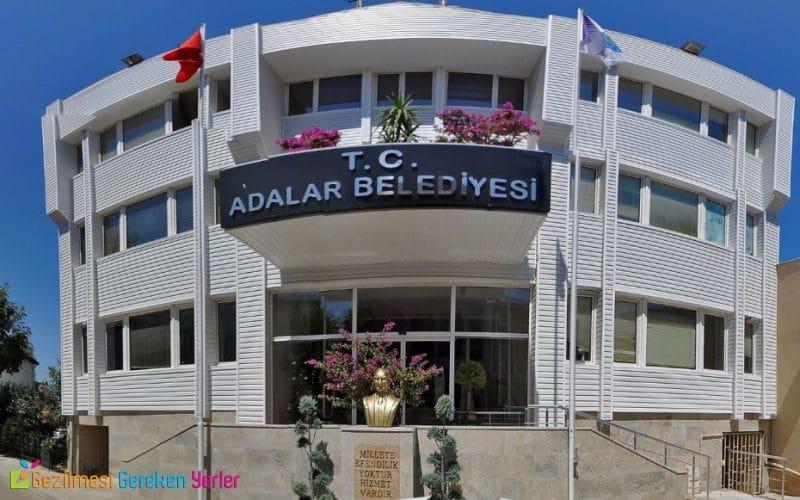 ADALAR NİKÂH DAİRESİ