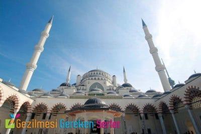 Çamlıca Camii Özellikleri