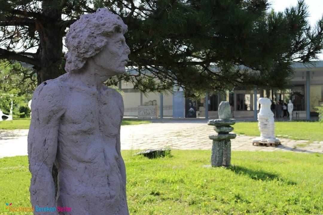 Archaeological Museum Kavala Arkeoloji Müzesi