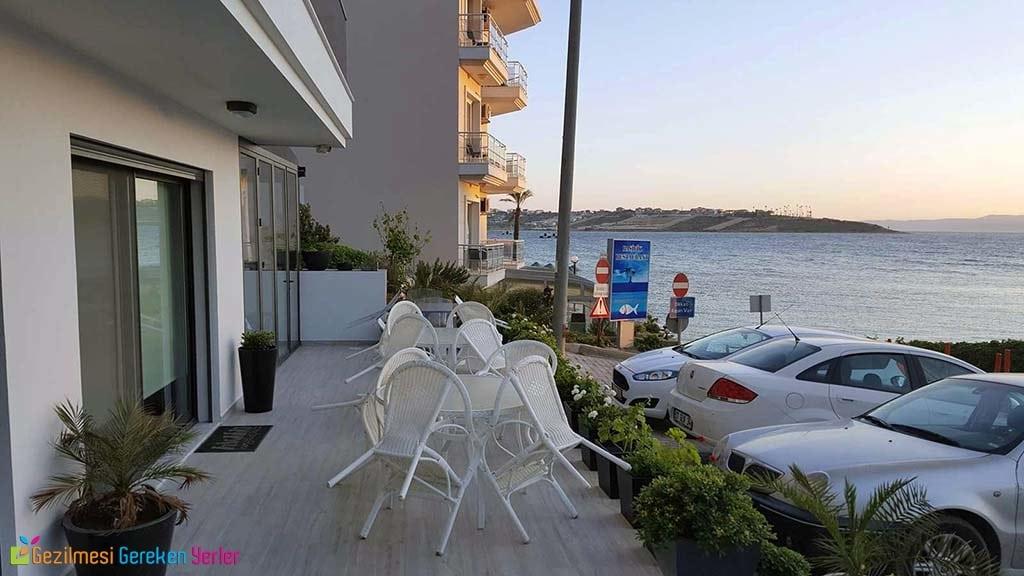 Mert Otel - Tekke Plajına Yakın Otel ve Konaklama Yerleri
