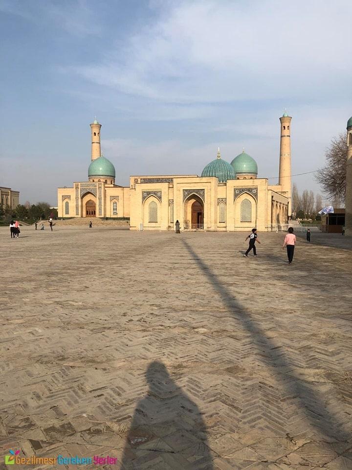 Taşkent Hazreti İmam Camii