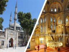 Eyüp Sultan Cami ve Türbesi