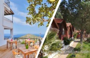 Akçagerme Plajına Yakın Otel ve Konaklama Yerleri