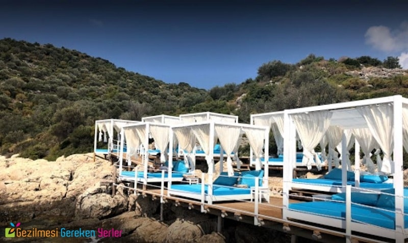 Hidayet Koyu Plajına Yakın Otel ve Konaklama Yerleri - Blanca Beach Otel