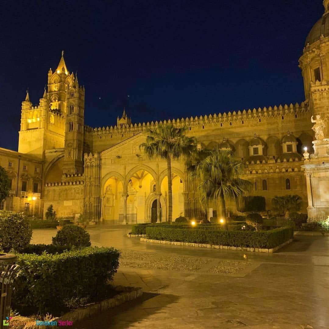 Palermo Gezilecek Yerler - Palatine Şapeli