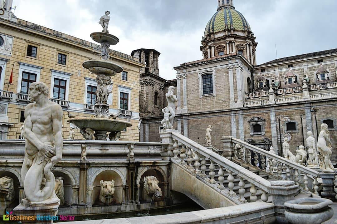 Palermo Gezilecek Yerler - Montreal Katedrali