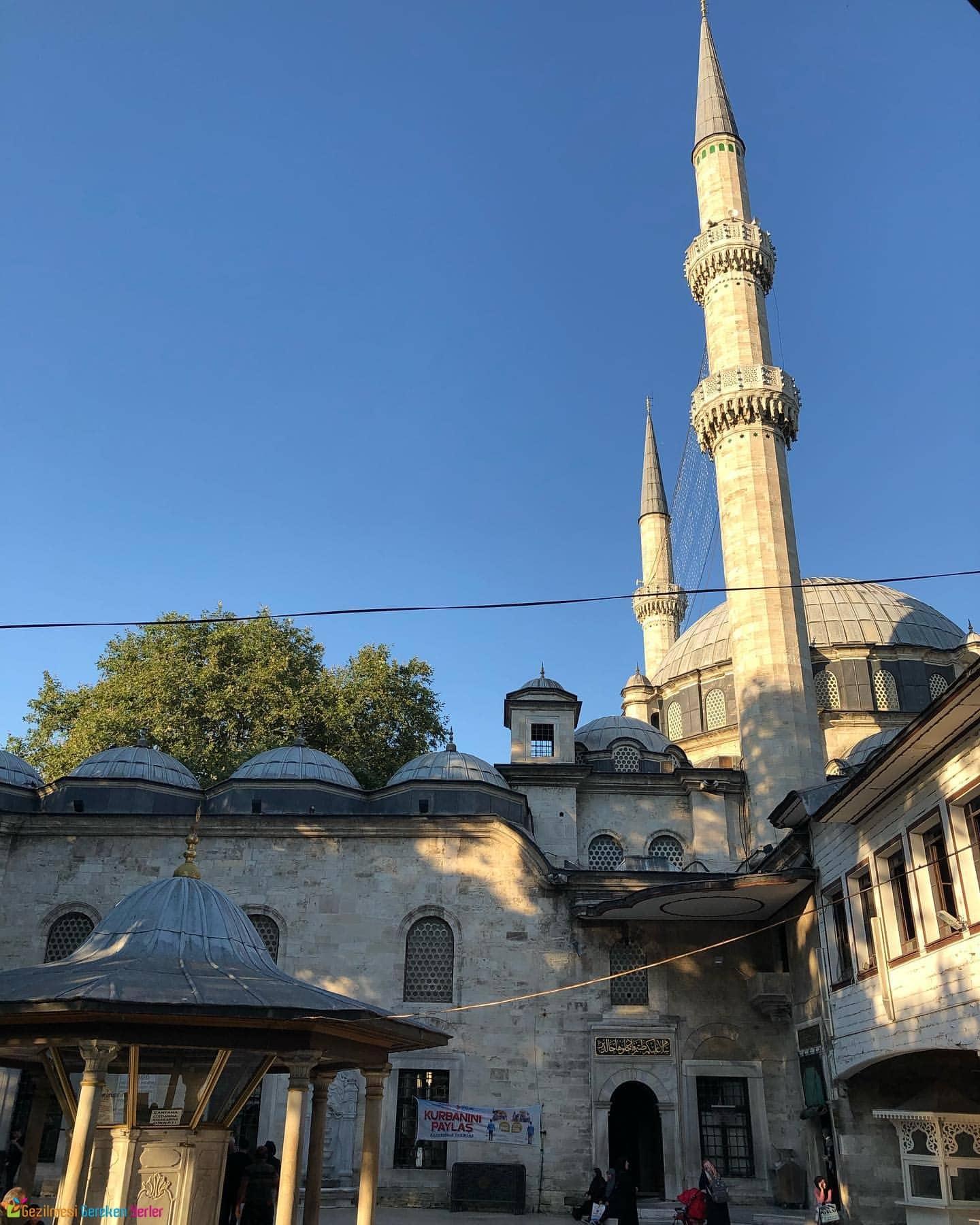 Eyüpsultan Camii İstanbul