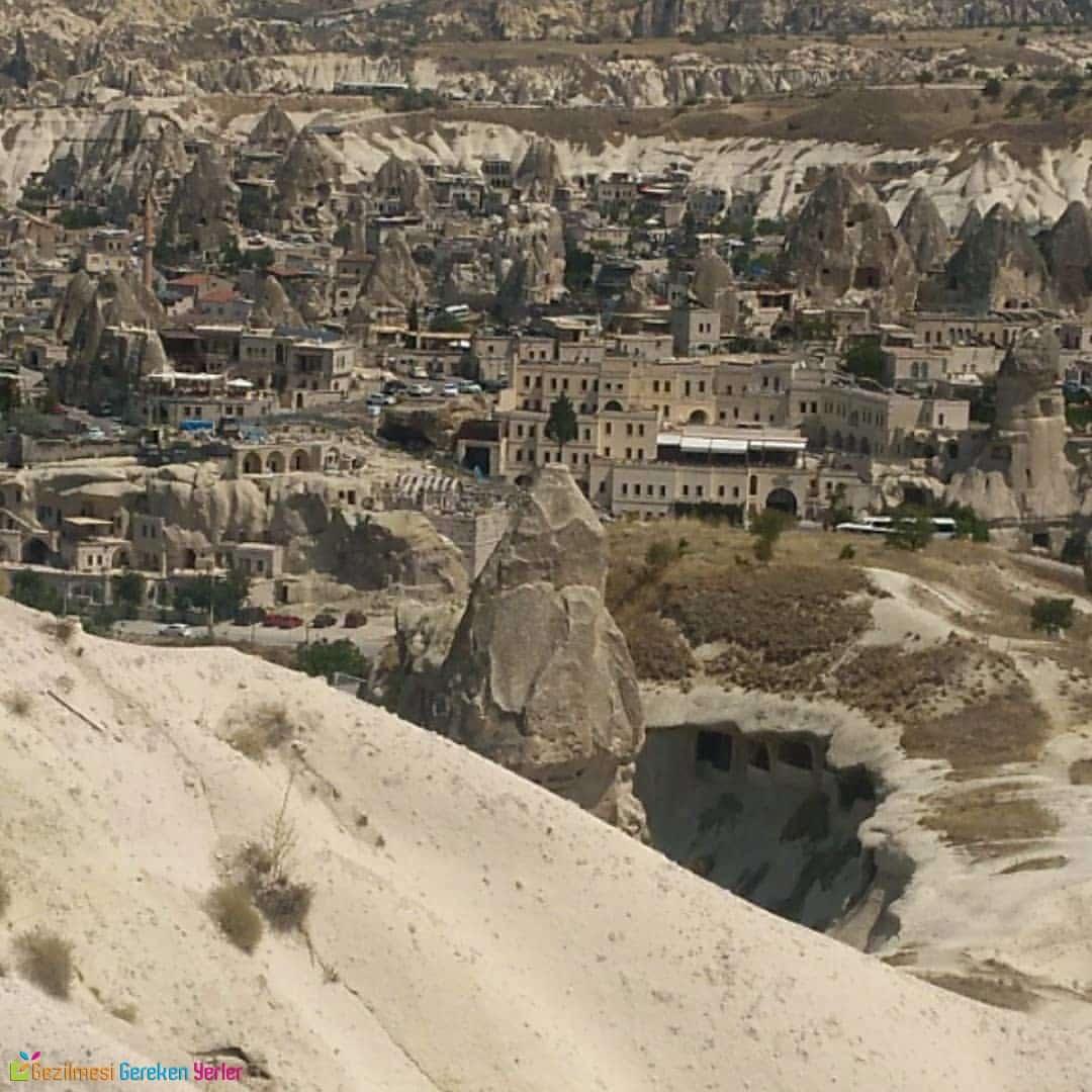 Kapadokya Tarihi