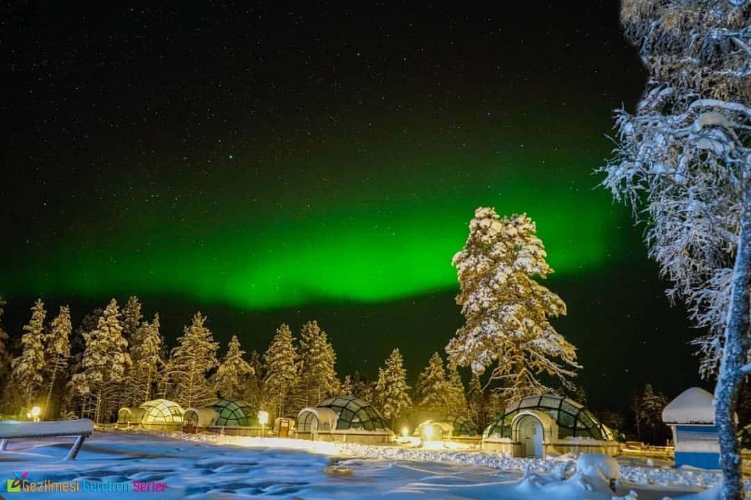 Kuzey Işıkları ne zaman görünür?