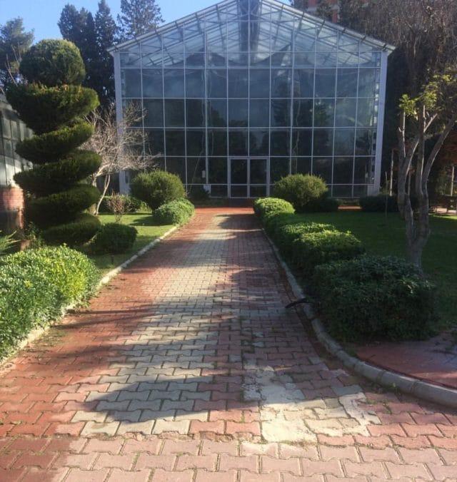 Ege Üniversitesi Botanik Bahçesi İzmir