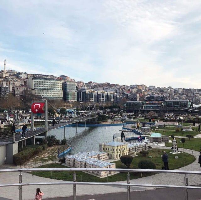 Miniatürk Park İstanbul