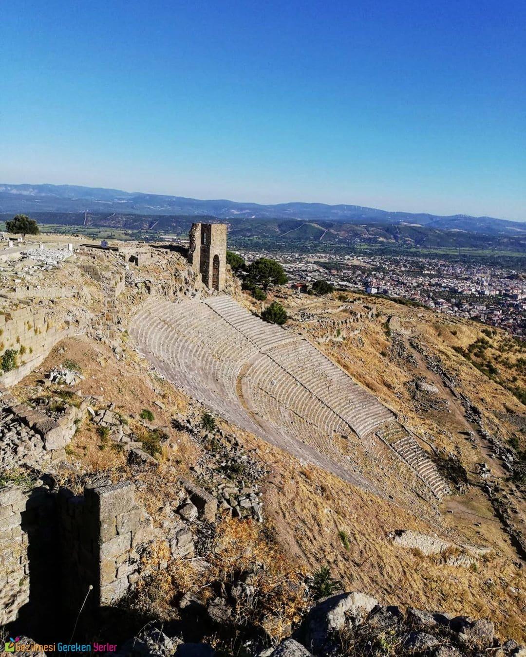 Bergama Antik Tiyatrosu