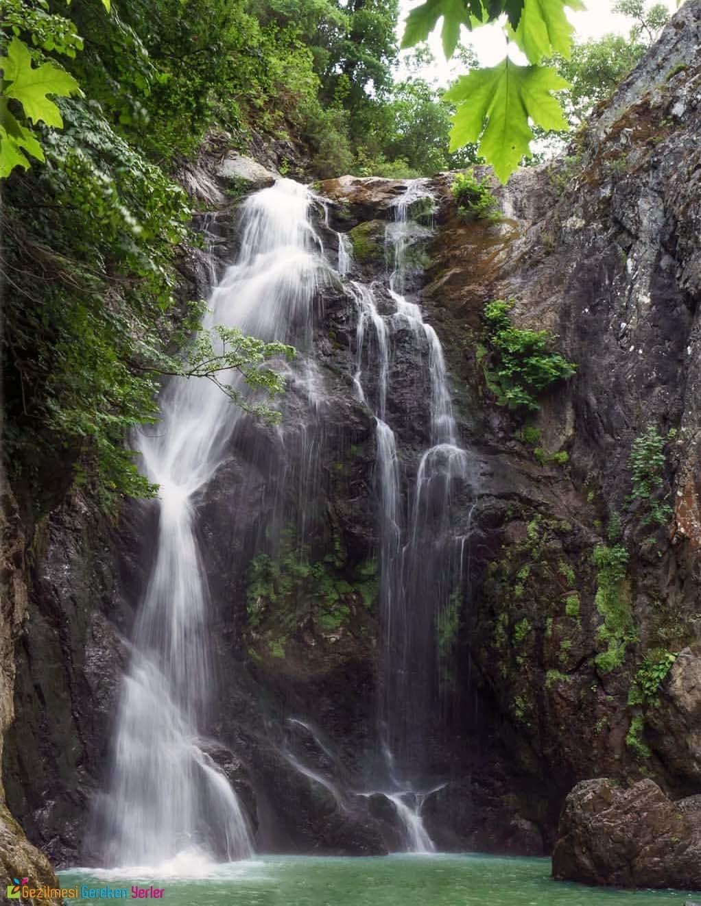 Sudüşen Şelalesi - Bursa