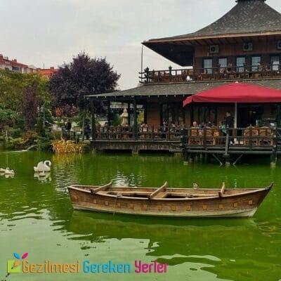 Kyoto Japon Parkı Kafem Restoran