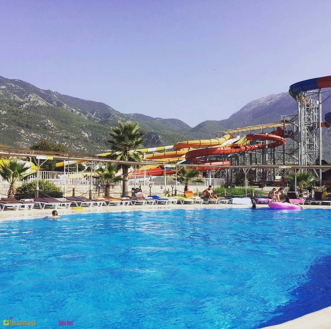 Ölüdeniz Waterworld Aquapark