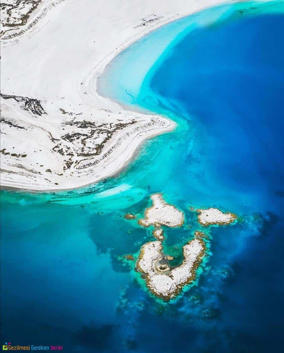 Salda Gölü - Burdur