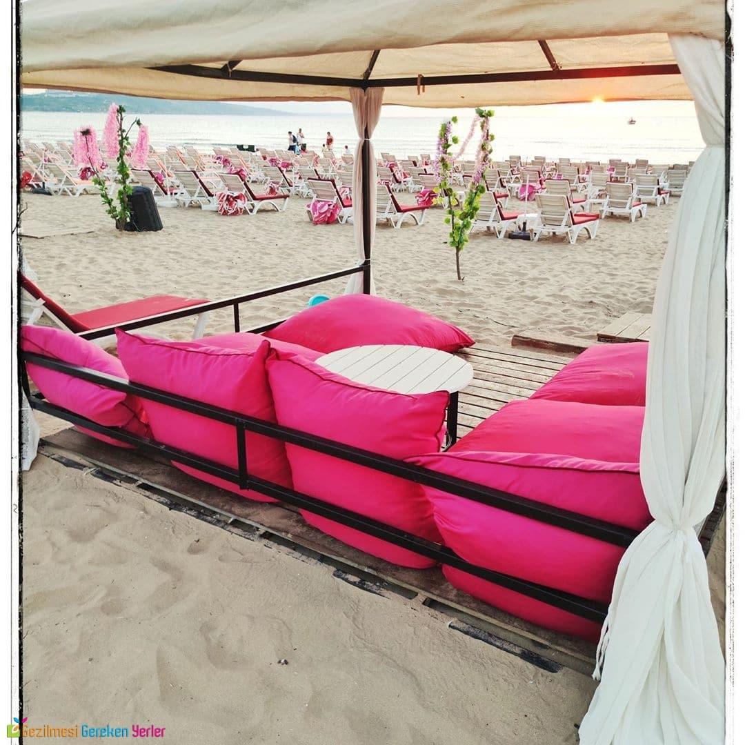 Fusha Beach - Şile Plajları