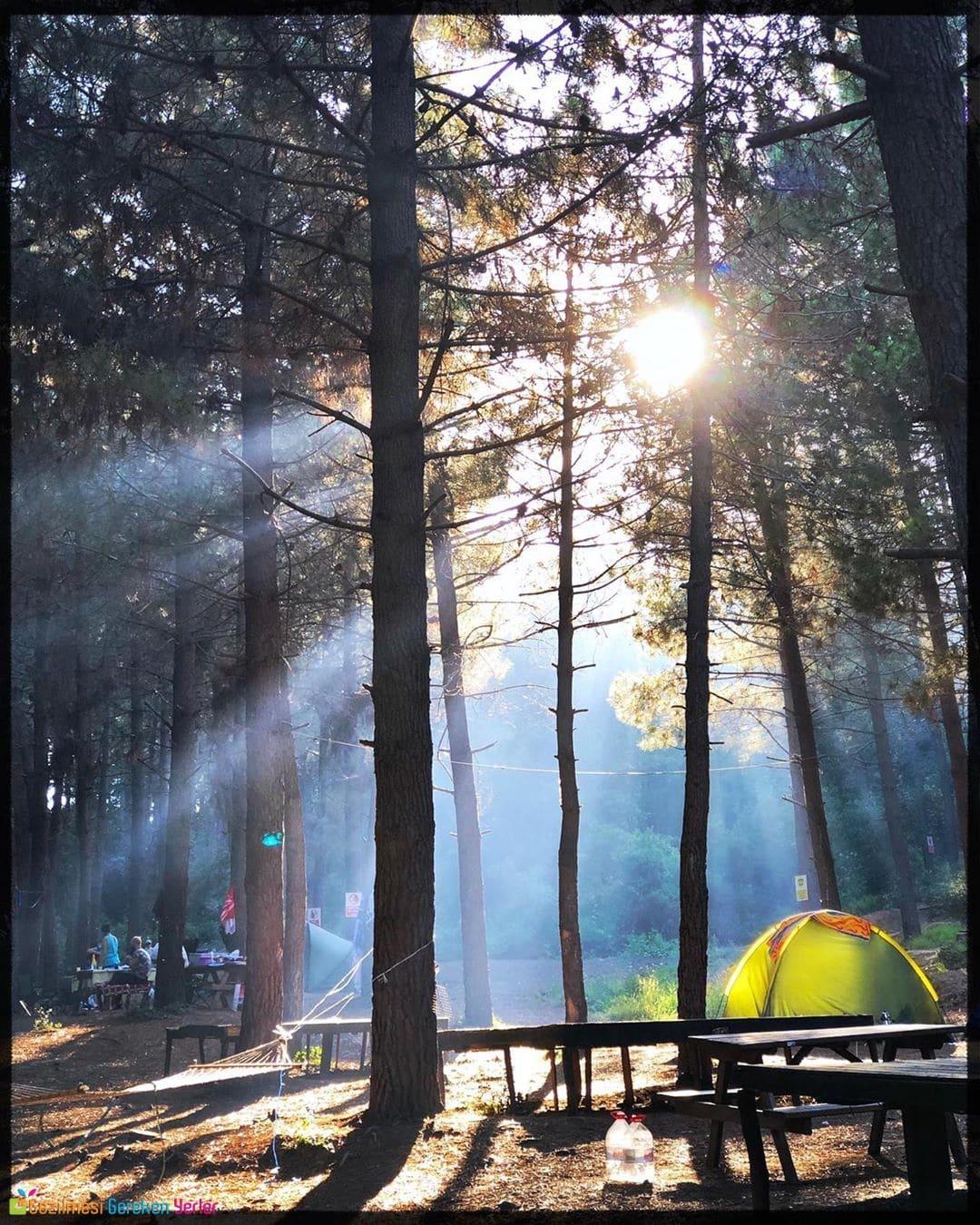 Sahil Kamp İstanbul - Konaklama ve Çadır Alanları