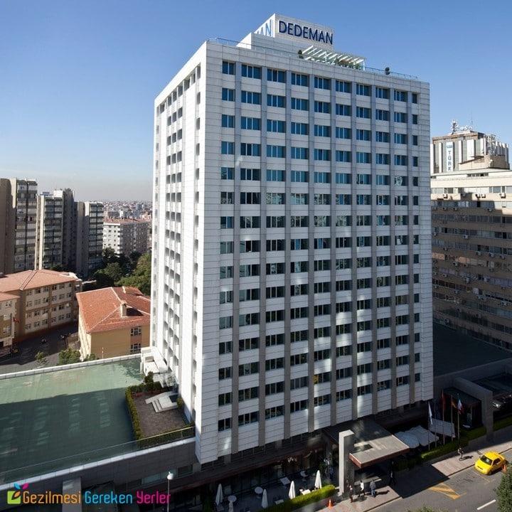 Dedeman İstanbul Otel