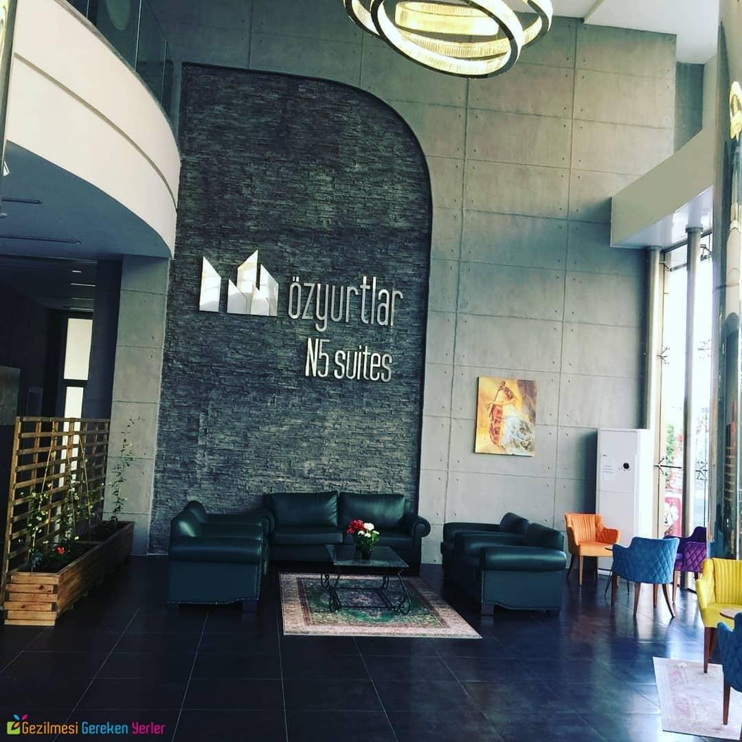 My House Suites Hotel (Özyurtlar N5 Suites)