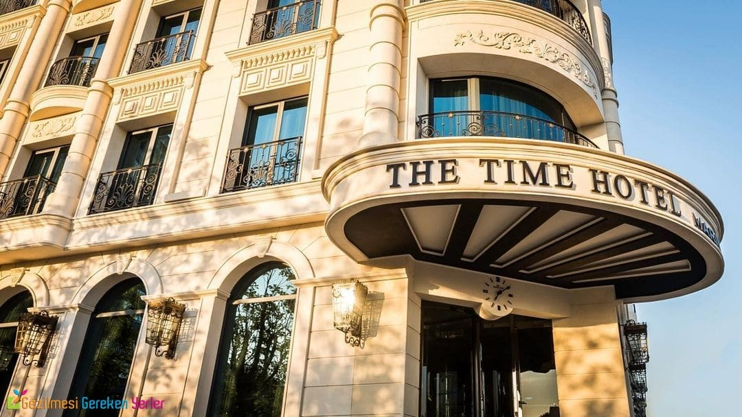 The Time Hotel Marina - İstanbul