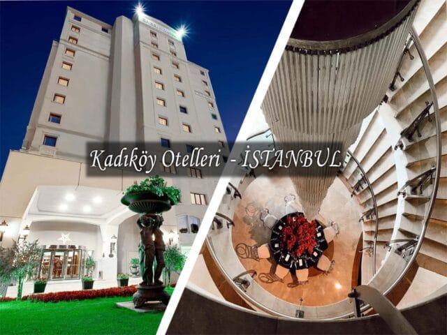 Kadıköy Otelleri - İstanbul