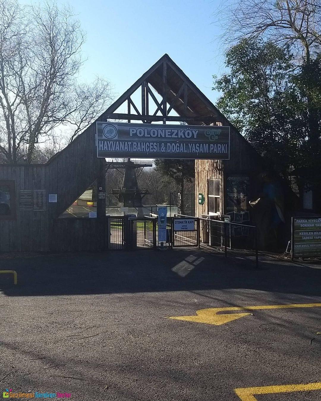 Polonezköy Zoo Doğal Yaşam Parkı Nerede