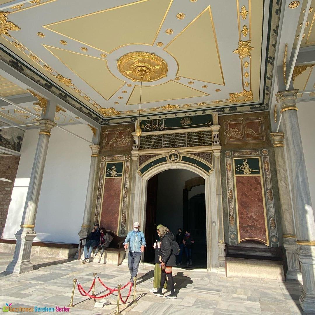 Topkapı Sarayı -Fatih