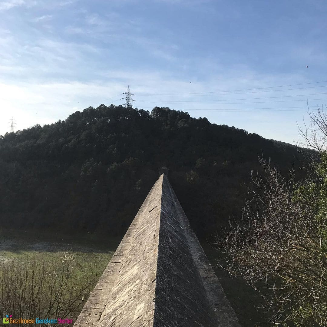 Güzelce Kemeri - Piknik Alanları