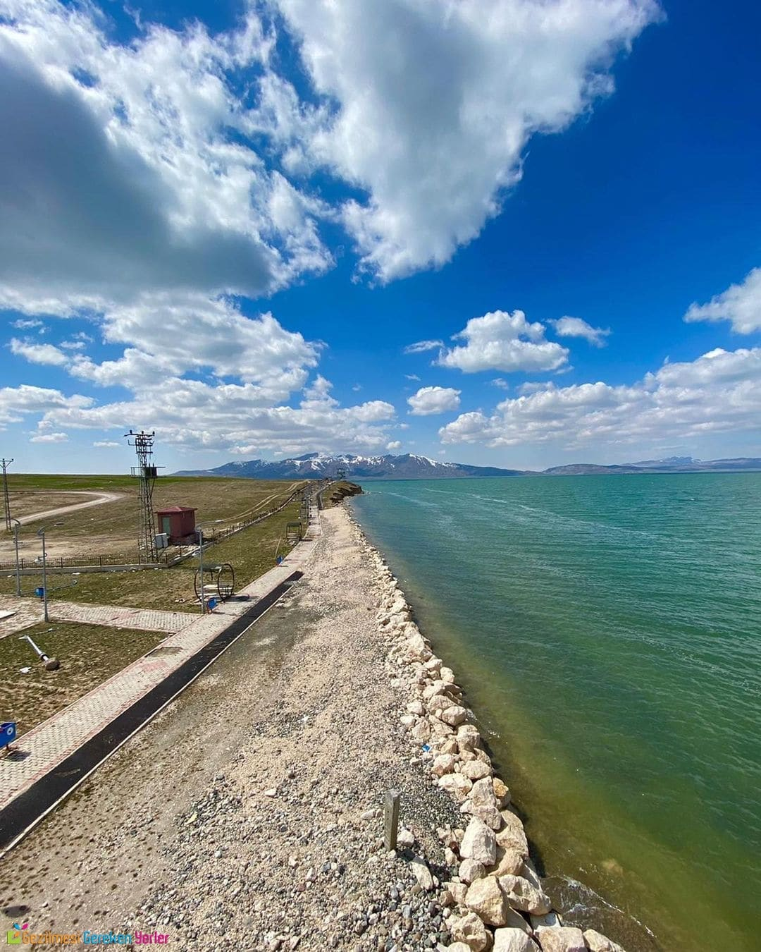 Erçek Köyü - Van