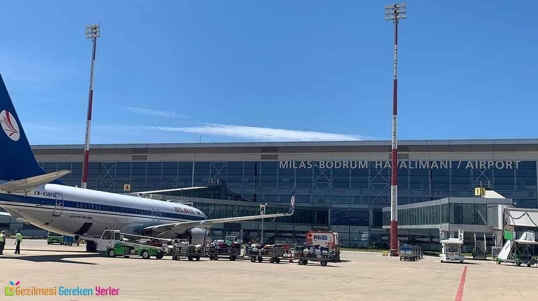 Milas Bodrum Havalimanı Ulaşım Bilgileri