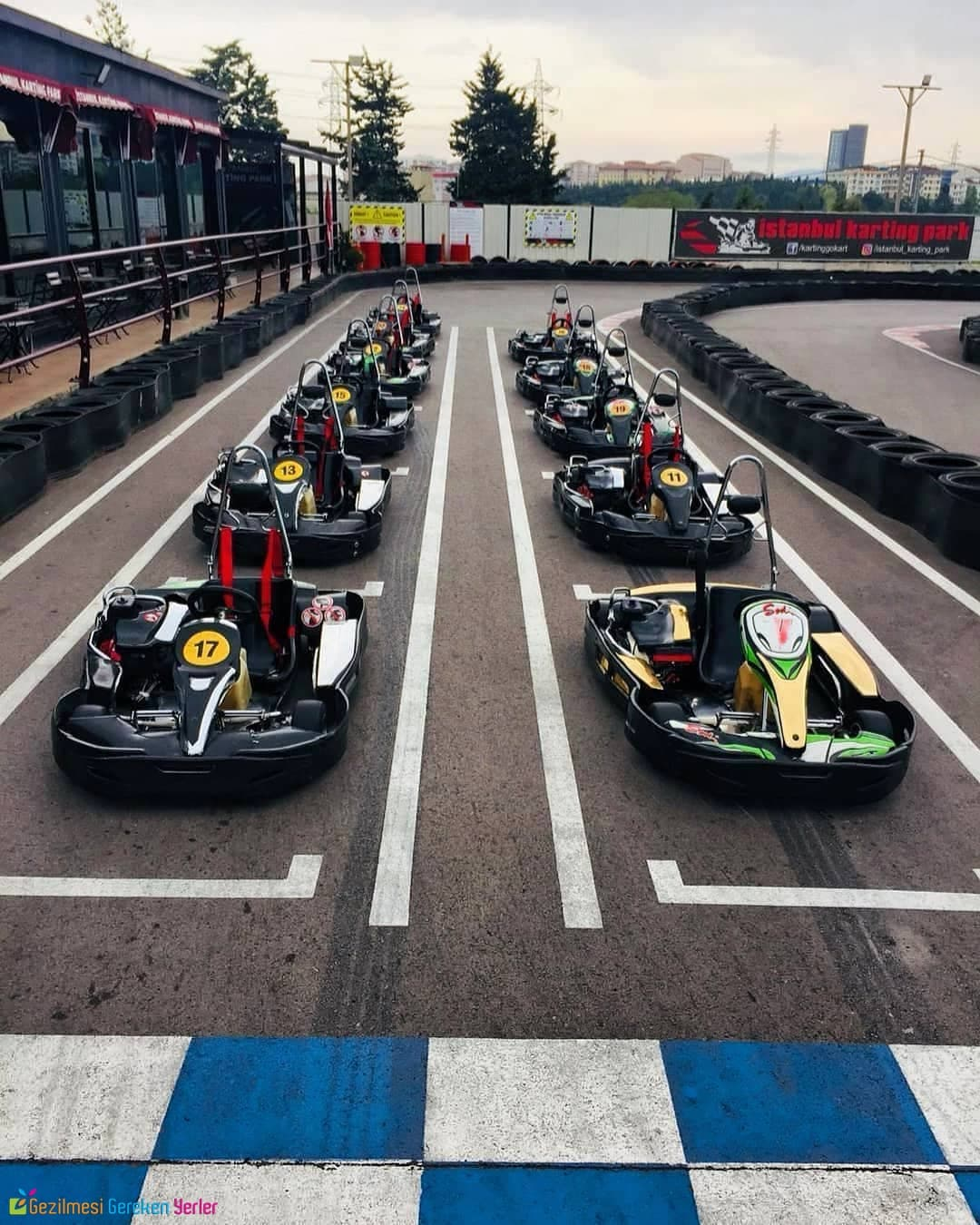 İstanbul Karting Park