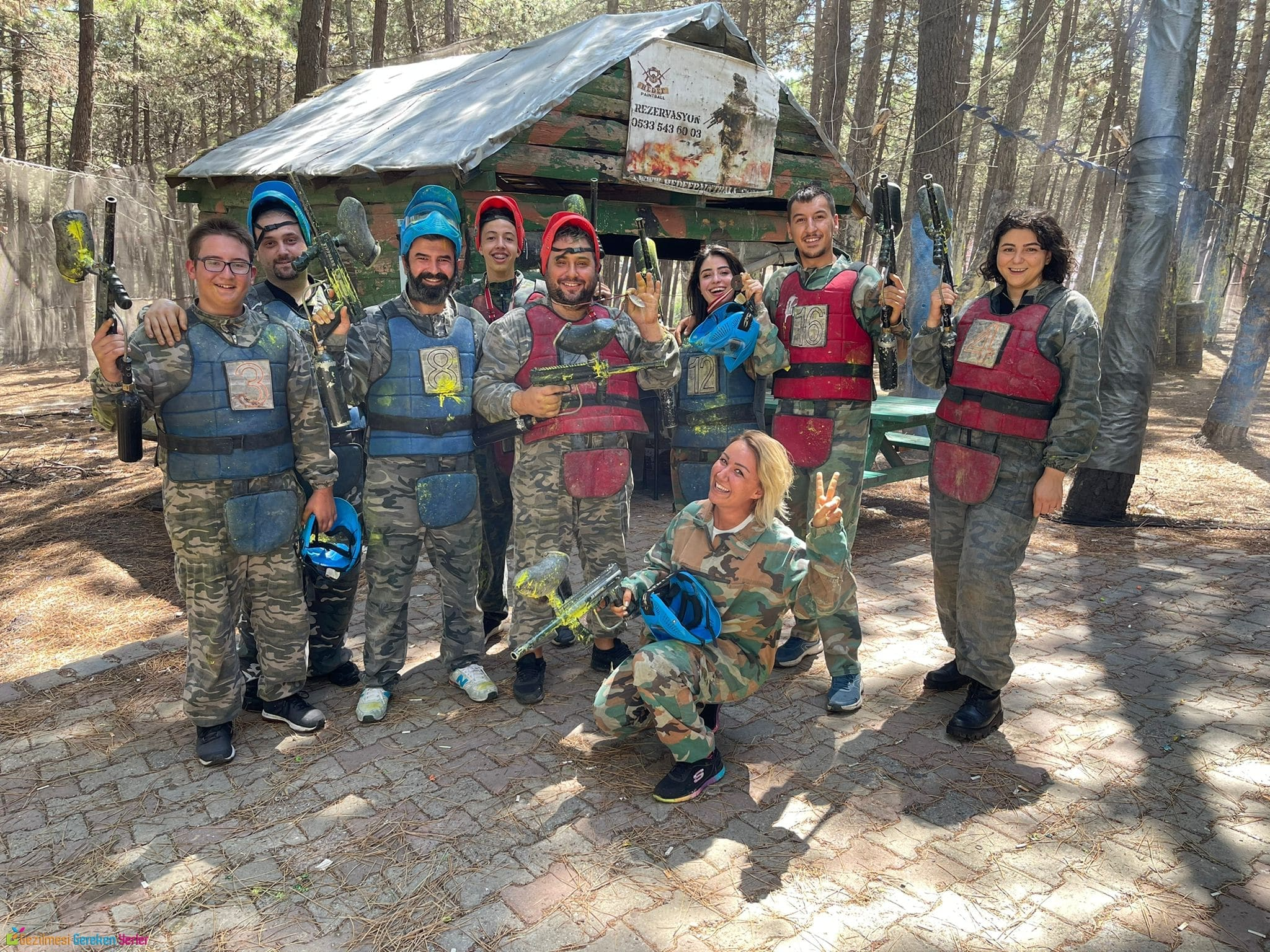 Hedef Paintball - İstanbul