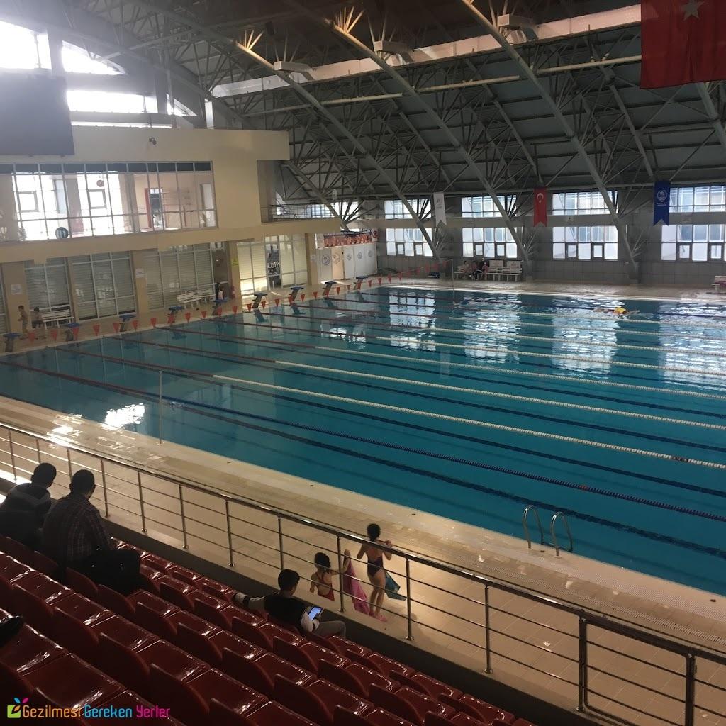 Van Olimpik Yüzme Havuzu