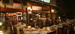 Sakız Restaurant Nerede Nasıl Gidilir – Neler Var – Alsancak / İzmir